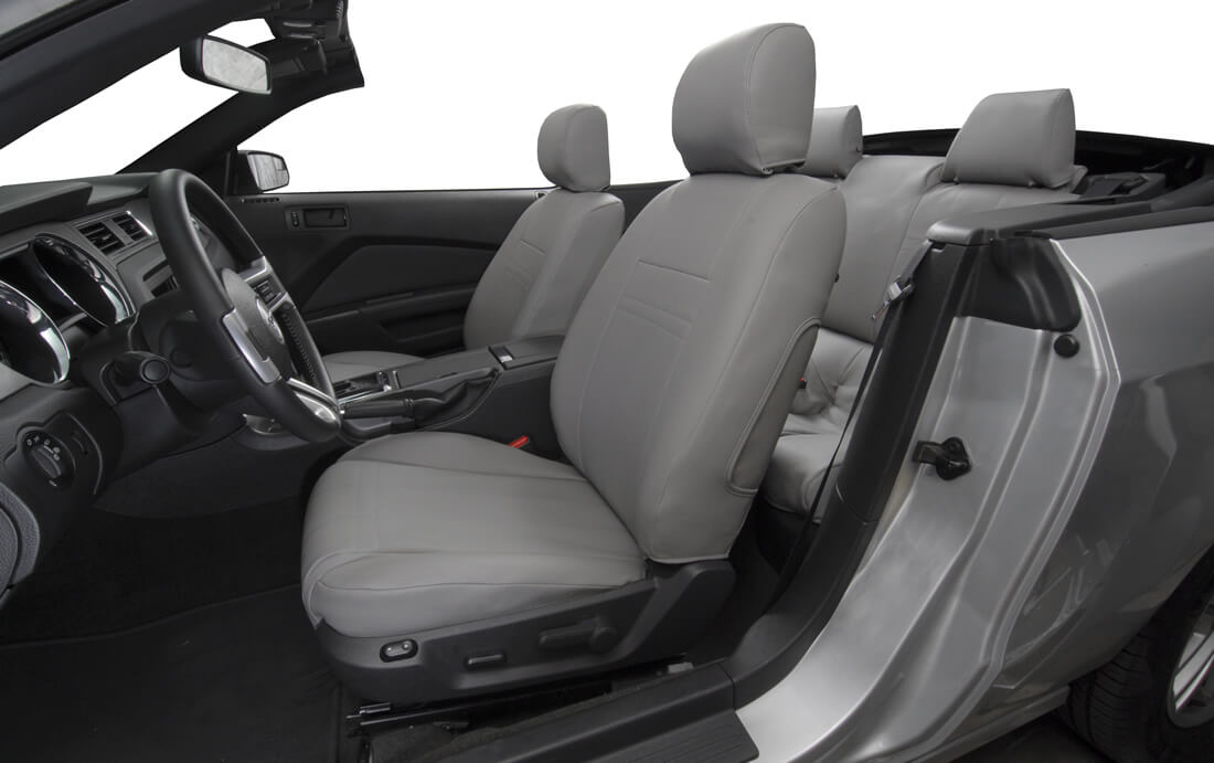 Faux Leather Seat Covers